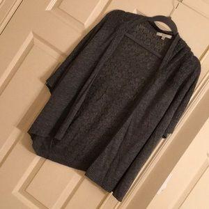 Sejour cardigan, gray